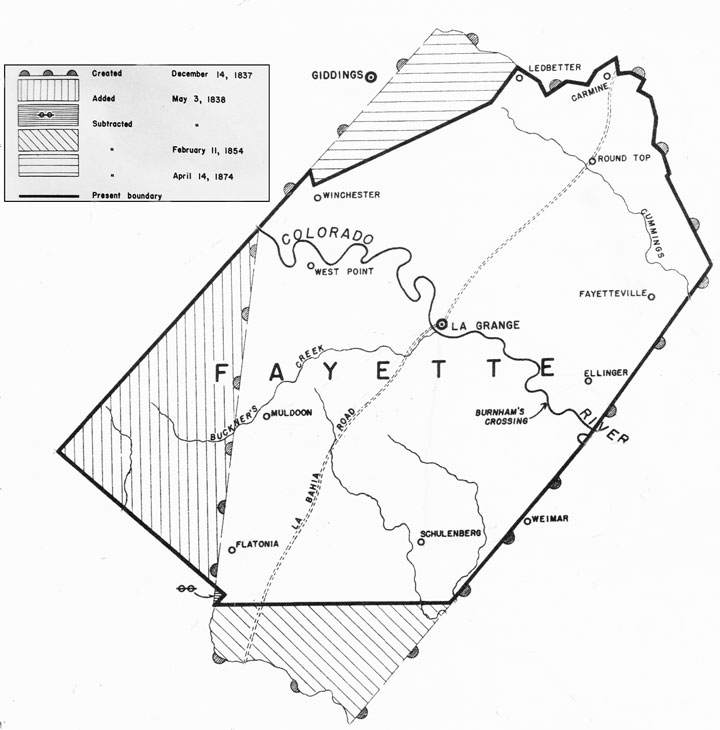 Fayette 1837 - now