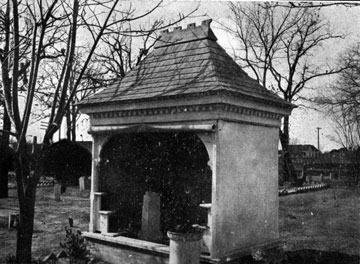 Nellie Mann's grave in the Old La Grange City Cemetery