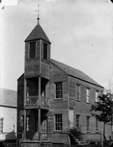 The Original Round Top Courthouse